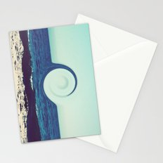 Ocean and Sky Stationery Cards