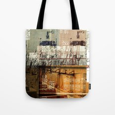 BABEL OVERDUBS II Tote Bag