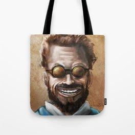 Wasteland Mania Tote Bag