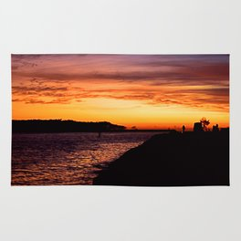 Gold Coast  Sunrise Rug