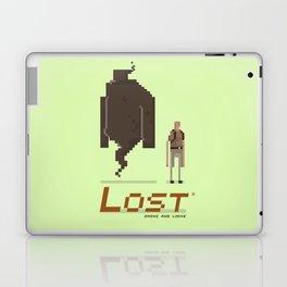Pixel Art Lost Laptop & iPad Skin