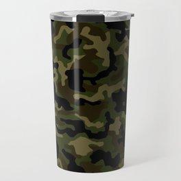 Camouflage Art3 Travel Mug