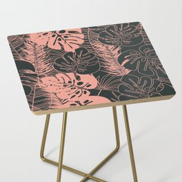 Tropical pattern 034 Side Table