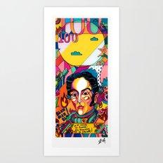 BOLIVARESFUERTE Art Print