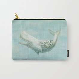 Far and Wide (Square Format) Carry-All Pouch