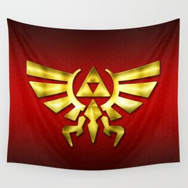 Link Zelda Wall Tapestry