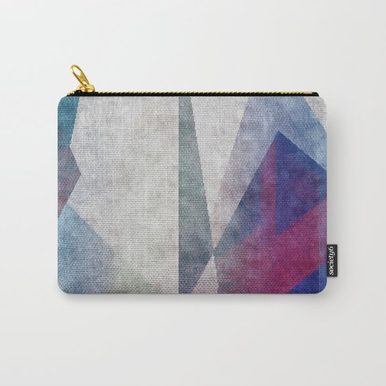 Baroque Dreams in Color Carry-All Pouch