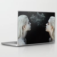 soul Laptop & iPad Skins featuring Soul by Jovana Rikalo