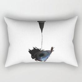 Beauty will always be pain Rectangular Pillow