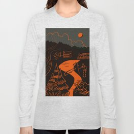 Time for Halloween Spooks Long Sleeve T-shirt