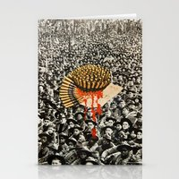 revolution Stationery Cards featuring Revolution by Michelle Fay