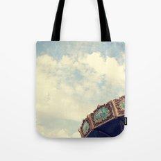 Swing Ride Tote Bag