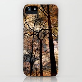 Sheltering Sky iPhone Case
