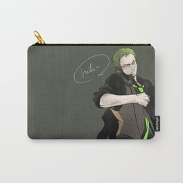 One Piece: Zoro in suit Carry-All Pouch