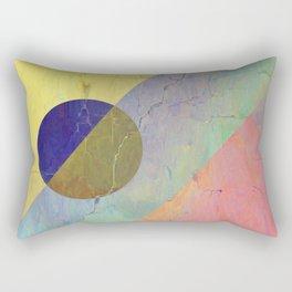 Hipster Solar Flare Rectangular Pillow