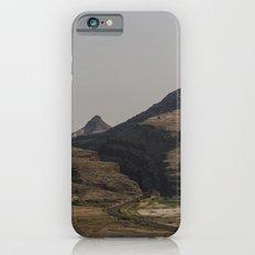 Mascall Formation, Oregon - Panorama iPhone 6s Slim Case