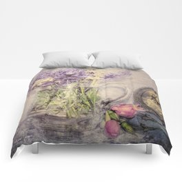 Blue Day Comforters