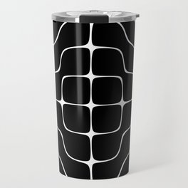 Energy Vibration 5. Frequency - Chladni - Cymatics Travel Mug