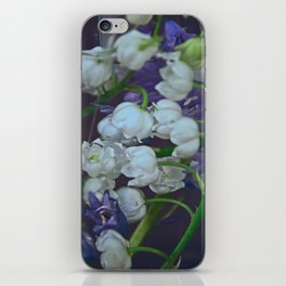 lily bells iPhone Skin
