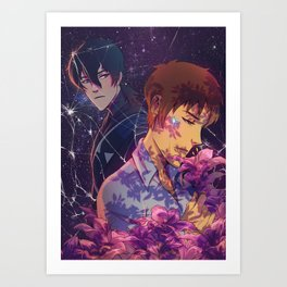 Lancesgrief Art Print