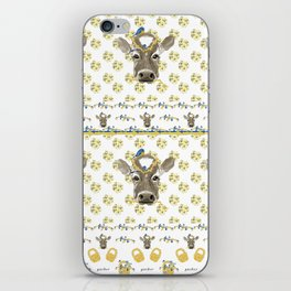 Gather Around the Farmhouse iPhone Skin