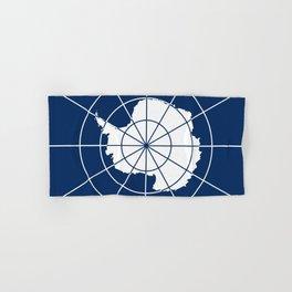 Flag of Antarctica Hand & Bath Towel