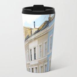 London houses Travel Mug