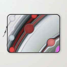 Discovery Abstract Art Laptop Sleeve
