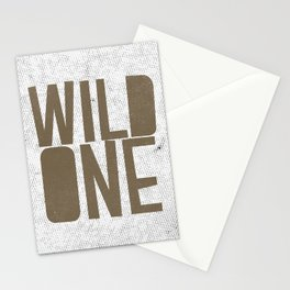 Wild One Stationery Cards