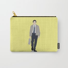 The Secret Life of Walter Mitty Minimalist Movie Poster Carry-All Pouch