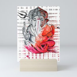 Ganesh Mini Art Print