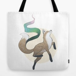 Aurora Fox Tote Bag