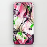 soul iPhone & iPod Skins featuring Soul by SensualPatterns