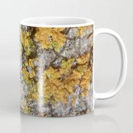 Bark and Lichen Coffee Mug