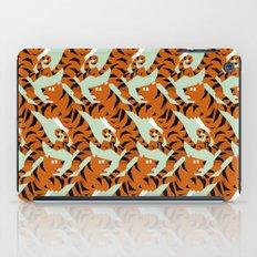 Tiger Conga pattern iPad Case