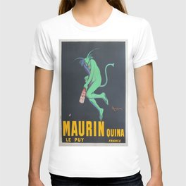 Vintage poster - Maurin Quina T-shirt