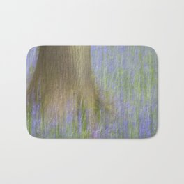 The Bluebell Wood, Norwich Bath Mat