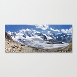 Diavolezza, Switzerland Canvas Print