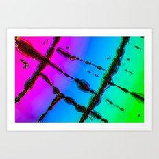 Strange Dimensions Art Print