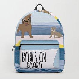 Babies On Board Backpack