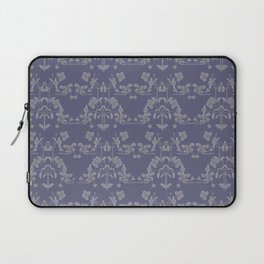 Repeating pattern in muted tones Laptop Sleeve