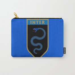 Milan Blue Badge Carry-All Pouch