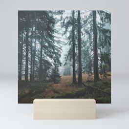 Deep In The Woods Mini Art Print