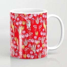 Tulips in red Coffee Mug