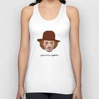 johnny depp Tank Tops featuring Johnny Depp by ΛDX7