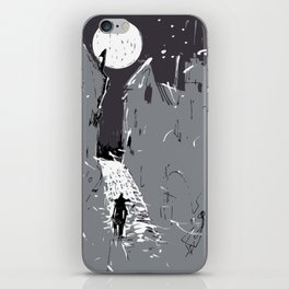 Moonlight Town (Dreamscapes) iPhone Skin