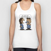 zuko Tank Tops featuring You and That Stupid Boomerang by adho1982