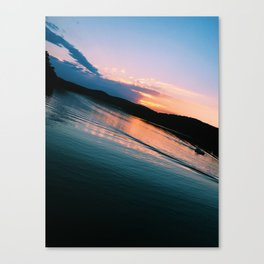 Pa River Canvas Print