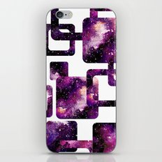 Galaxy Geometric Pattern 08 iPhone & iPod Skin