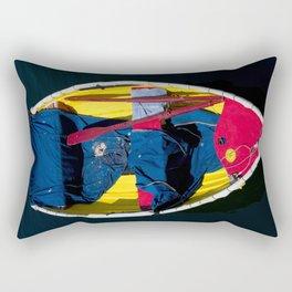 Monterey Skiff Rectangular Pillow